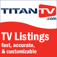 TitanTV – Free Local TV Listings, Program Schedule, Show and